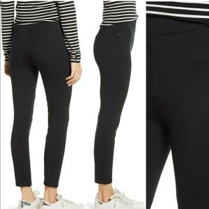 The Perfect Black Pant Four-Pocket Skinny Pants